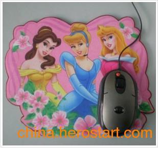 植绒壁纸品牌厂商瑞泉供应个性植绒鼠标垫