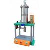 供应四柱油压机_气动液压机_弓形油压机_伺服电子压力机_油压机设备