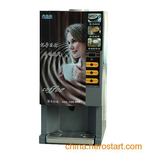 供应丹米尔三合一单热早餐机/自动咖啡机