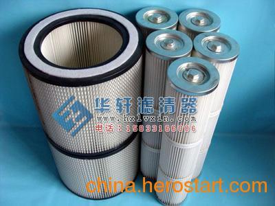 供应3214623900阿特拉斯钻机集尘箱除尘滤芯 钻机除尘滤筒