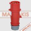 供应工业插头插座TYP-248/TYP-252