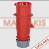 供应 上曼电气MANLAKIS工业插头TYP-4