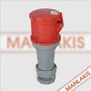 供应MANLAKIS上曼电气电缆连接器/工业插座/移动式插座