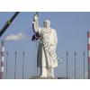 供应山西环球专业制作主席像 汉白玉主席像 铜雕主席像