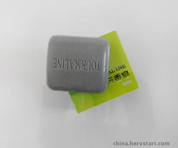 厂家贴牌供应托玛琳香皂