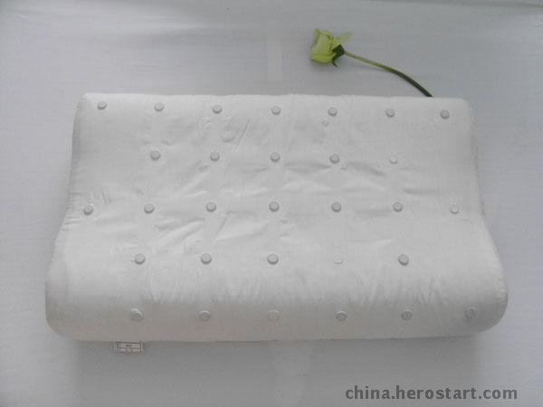 独家供应电气石B型枕头,磁疗保健枕头