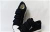 8705黑色澳德康库存低价女式低帮时尚休闲魔术贴纯色系帆布鞋批发