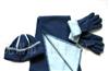 供应摇粒绒三件套/帽子/手套/围巾