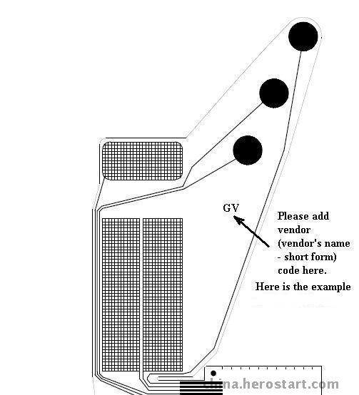 电吉它软性线路