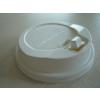 供应圆形半透明杯盖 塑料奶茶杯盖