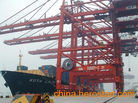 供应香港到厦门港海运驳船运输公司