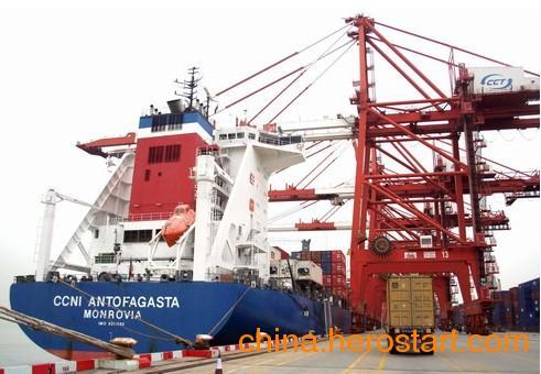 供应香港到舟山港海运驳船专业代理公司