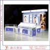 供应化妆品展示柜 化妆品柜 形象展柜高柜 产品展示架
