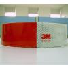 供应3M 正品汽车红白反光标识 警示贴 反光膜