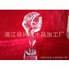 供应雕刻水晶奖杯奖牌