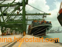 供应香港到台州港海运驳船专业门到门服务