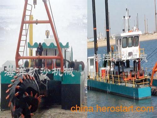供应产量450m/h 斗轮式挖泥船