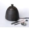 供应酉圆工坊xy95系列电子熏香炉,宜兴紫砂炉体,完全不烫手的香炉