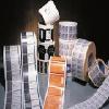 商标印刷卷装商标印刷青岛九星山东最大的商标印刷