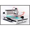 供应CNC3040数控滚珠型 水冷变频的 工艺品雕刻机 玉石雕刻机