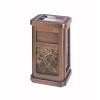 【大堂垃圾桶供应】|不锈钢垃圾桶|江苏垃圾桶