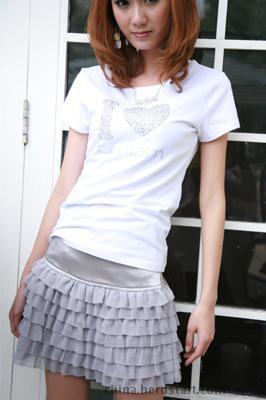 缤蔓2010 经典性感蛋糕裙1102