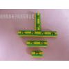 厂家供应黄绿号码标识套管,电线号码管