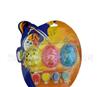 【厂家直销】蛋彩颜料吸卡包装/DIY复活节玩具蛋彩玩具套装