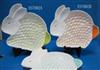陶瓷兔子日用品,复活节盘,兔子盘