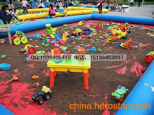 供应益智玩具决明子沙池儿童决明子沙池决明子沙滩乐园厂家直销