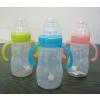 供应纯硅胶奶瓶贴牌加工/小额批发液态硅胶奶瓶