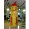 供应充气啤酒瓶子模型充气网球大型充气企鹅