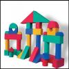 供应EVA积木,积木玩具,彩色EVA积木