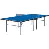 供应单折固定式乒乓球台