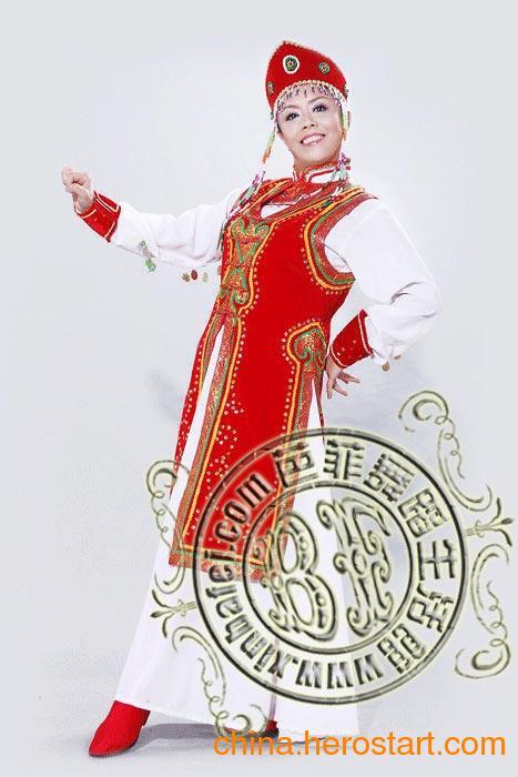 供应北京演出服装出租现代舞蹈服装租赁、壮族民族服装出租
