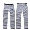 供应广州针织服装加工厂专业生产男装长裤运动裤