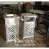 供应编藤垃圾桶,铸铝垃圾桶