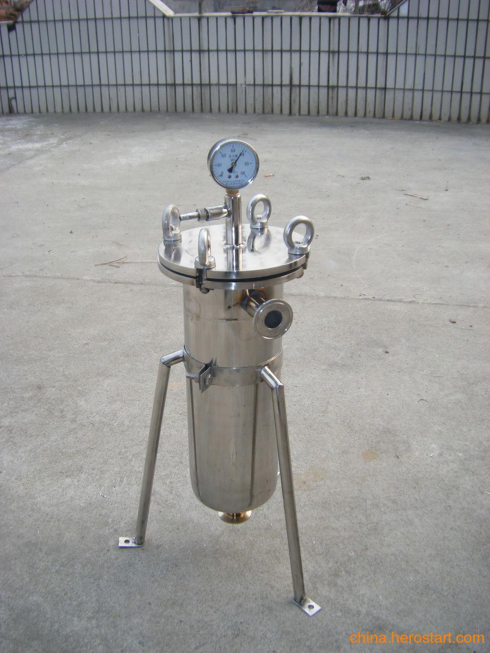 供应不锈钢氮气过滤器