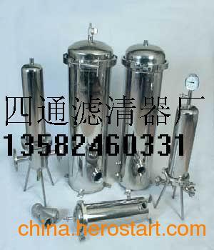 供应304L/316L不锈钢气体过滤器