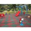 供应儿童户外小区公园游艺设施塑胶弹性安全地垫