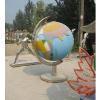 供应北京专业地球仪模型设计公司城市地球仪雕塑制作