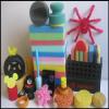 供应吊饰发泡公仔 可定制各种类型的发泡玩具制品
