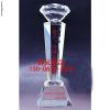 供应湖北武汉热销2012新款高档工艺礼品天然水晶奖杯厂家