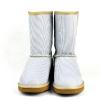 供应山丹士雪地靴在欧美很受欢迎