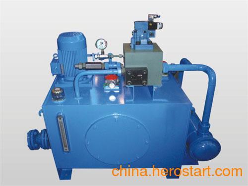 供应博耐尔机床液压系统液压站