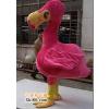供应卡通服装人偶模型鸵鸟