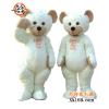 供应订做卡通公仔卡通毛绒玩具卡通人偶白熊
