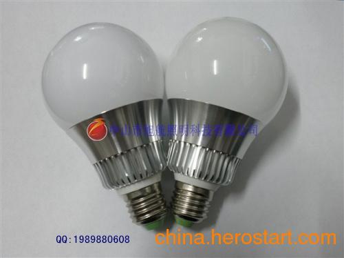 供应LED球泡灯外壳配件
