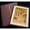 供应西安古钱币  西安古钱币礼品  西安古钱币收藏 古钱剑 古钱礼品套装