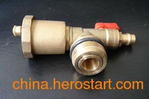 供应地暖地热分水器末端自动排气阀